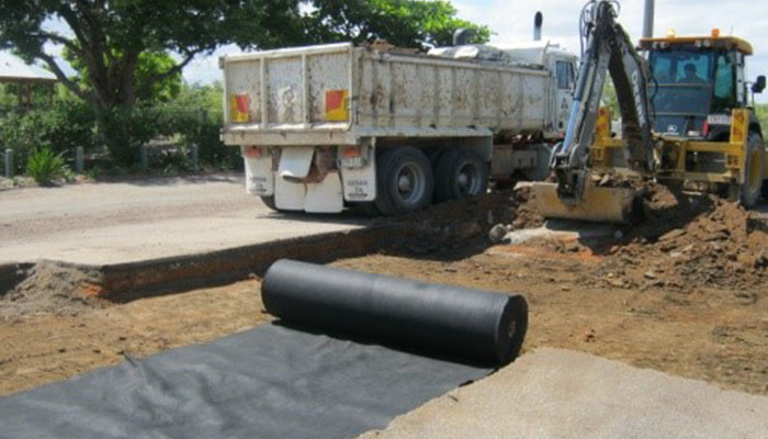 Townsville City Council roadworks by RMS